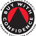 Buy with confidence Milton Keynes logo